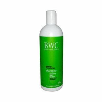 Beauty Without Cruelty 591172 Beauty Without Cruelty Shampoo Rosemary Mint and Tea Tree - 16 fl oz