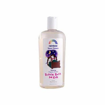 Rainbow Research 590273 Rainbow Research Organic Herbal Bubble Bath For Kids Sweet Dreams - 12 fl oz