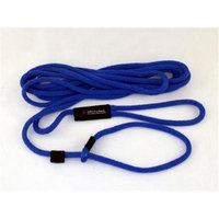 Soft Lines PSW20820PACIFICBLUE Floating Dog Swim Slip Leashes 0.5 In. Diameter By 20 Ft. - Pacific Bllue