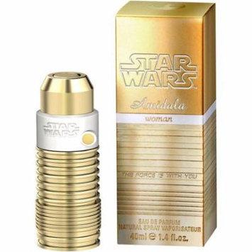 Star Wars Amidala Eau de Parfum Fragrance Spray for Women, 1.4 fl oz