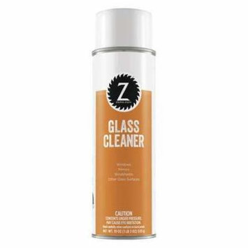 ZORO Foaming Glass Cleaner,Clean Scent,19 oz. G4151415
