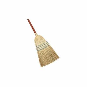Broom Janitor Corn Fbr - Item Number FG638300BLUE - 1 Each / Each -