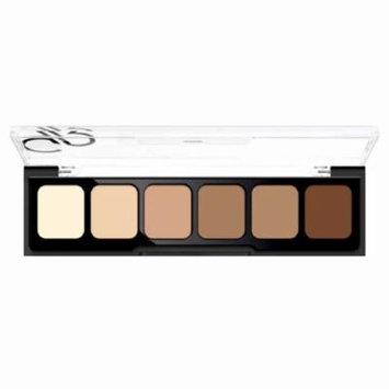 Correct & Conceal Concealer Cream Palette, #02-Medium to Dark
