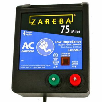 Zareba 75-Mile AC Low Impedance Electric Fence Charger