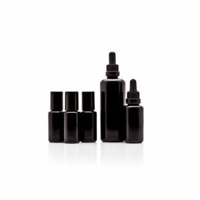 Infinity Jars Essential Oil Variety Pack: 100 ml Dropper Bottle, 30 ml Dropper Bottle, 3x15 ml Steel Roller Bottles