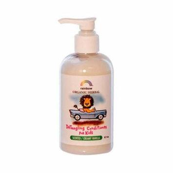 Rainbow Research 796516 Rainbow Research Organic Herbal Detangling Conditioner For Kids Creamy Vanilla - 8.5 fl oz