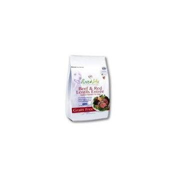 PureVita Beef & Red Lentils Grain Free Dry Dog Food 25lbs