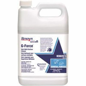 RENOWN POWERED BY BUTCHERS G-FORCE H2O2 MULTI-SURFACE CLEANER GALLON