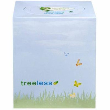 Green2 Facial Tissue Cube, 90 sheets, (Pack of 30)