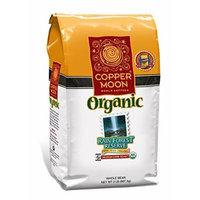 Copper Moon Fair Trade Organic Whole Bean Coffee, Rainforest Reserve, 2 Pound