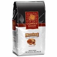 Copper Moon Whole Bean Coffee, Hazelnut, 2 Pound