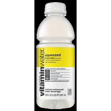Glaceau Vitamin Water 12 - 20Floz Bottles (squeezed lemonade flavored)