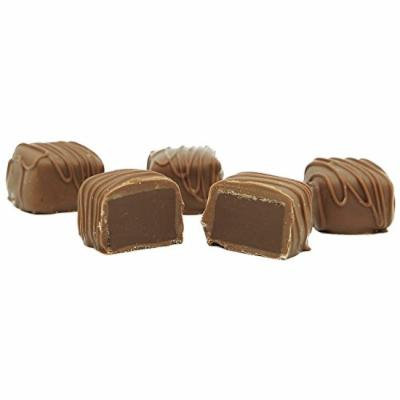 Philadelphia Candies Cappuccino Truffles, Milk Chocolate 1 pound Gift Box