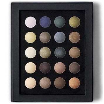 Jolie Pressed Pigments Eye Shadow Palette - 20 Color Shades - Hypoallergenic