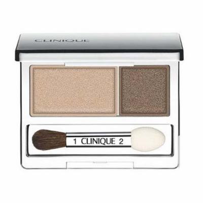 Clinique All About Crease and Fade Resistant Eye Shadow Duo - 0.07 Oz (Starlight Starbright)