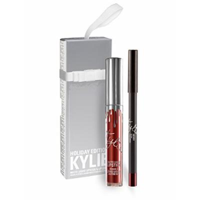 Kylie Cosmetics Limited Edition Holiday Collection ~ Merry Matte Lip Kit