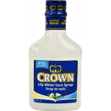 Crown Lily White Corn Syrup 500ml/16.9 fl oz {Imported from Canada}