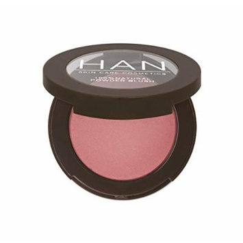 HAN Skin Care Cosmetics All Natural Blush (Strawberry Pink)