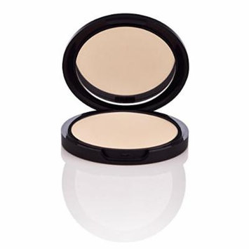 NU EVOLUTION Pressed Powder Foundation Made with Natural Ingredients - No Parabens, Talc, Gluten 203