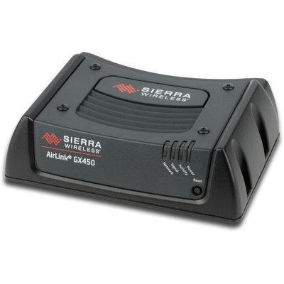 Sierra Wireless Airlink GX450 4G XLTE Cellular Gateway Modem for Verizon Wireless - DC GPS - No Antennas