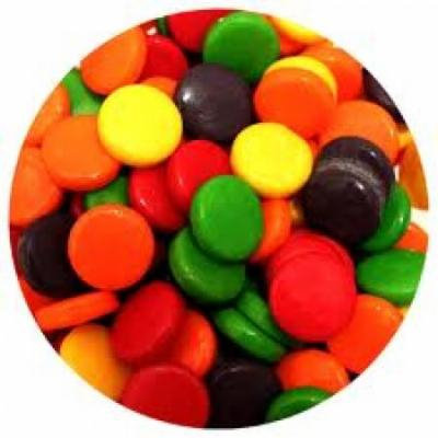 BAYSIDE CANDY CHEWY SPREE CANDY , 1LB