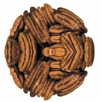 Mammoth Raw Pecan Halves, (10 Pounds)