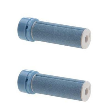 Pursonic Replacement Rollers For Pursonic Rechargeable Callus Remover, 2 Ct
