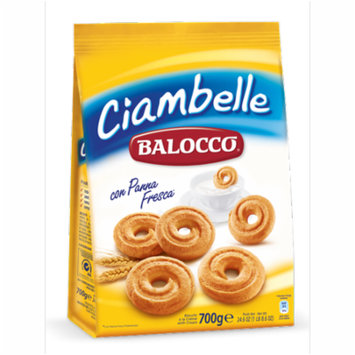 Ciambelle Biscuits (Balocco) 700g (24.6 oz)