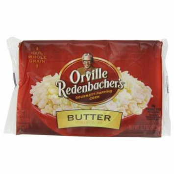 Orville Redenbacher's Butter Microwave Popcorn 3.3 oz Bags - Pack of 36