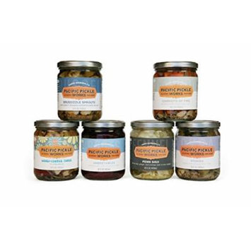Specialty Variety Pickles Gift Pack