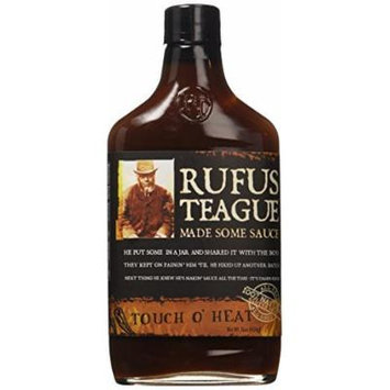 Rufus Teague Touch O' Heat Spicy BBQ Sauce 16 oz. (3-Pack)
