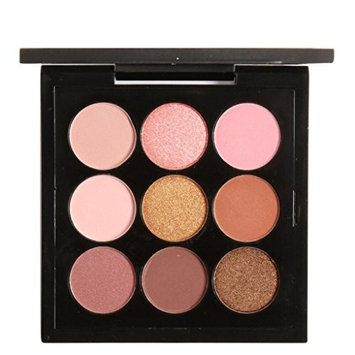 DATEWORK Retro 9 Colors Smoky Eye Shadow