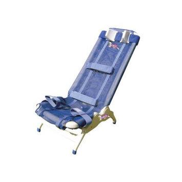 Skillbuilders 45-2191 Otter Bath Chair Medium 32 50-Inch 120 Lb. Capacity