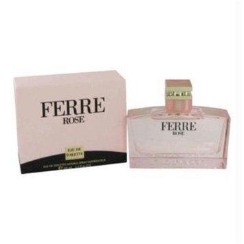 Gianfranco Ferre 'Ferre Rose' Women's 3.4-ounce Eau de Toilette Spray