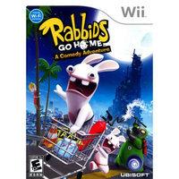 Ubisoft Rabbids Go Home Wii