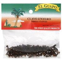 El Guapo Whole Cloves, 0.25 oz, (Pack of 12)