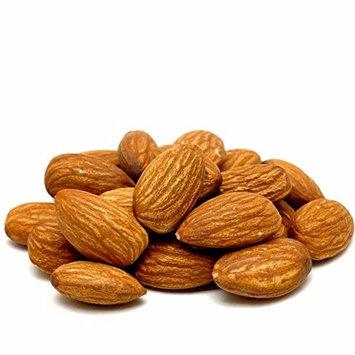 Akg. Roasted Almonds Unsalted- 1 Lb. Bag