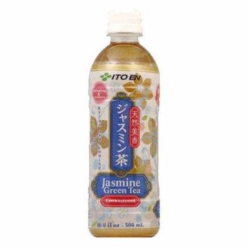 Ito En Tea RTD Green Jasmine, 16.9 FO (Pack of 12)