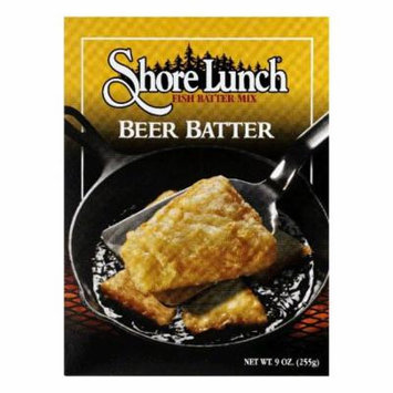 Shore Lunch Breading Mix Beer Batter, 9 OZ (Pack of 10)