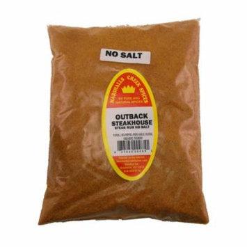 Marshalls Creek Spices (3 pack) OUTBACK STEAKHOUSE STEAK RUB NO SALT REFILL