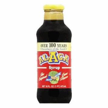 Alaga Syrup Sugar Cane, 16 OZ (Pack of 12)