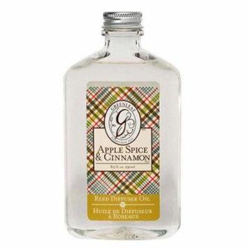 Greenleaf Reed Diffuser Oil 8.5 Oz. Box of 4 - Apple Spice & Cinnamon
