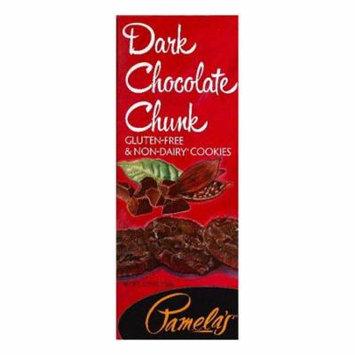 Pamelas Dark Chocolate Chunk Cookies, 5.29 OZ (Pack of 6)