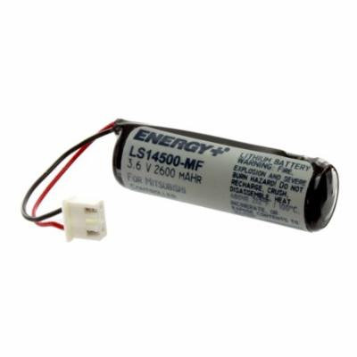 PLC Computer Battery For Mitsubishi E-20GM Positioning Controller, F1 F2 Series