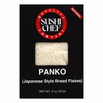 Sushi Chef Panko, 8 OZ (Pack of 6)