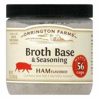 Orrington Farms Ham Flavor Granular Base, 12 OZ (Pack of 6)