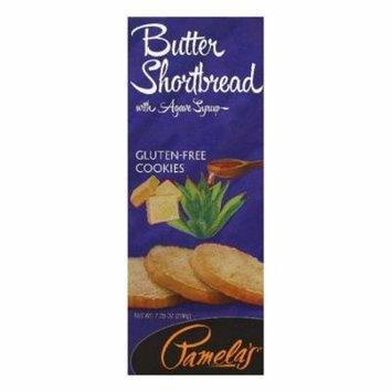 Pamelas Butter Shortbread Cookies, 7.25 OZ (Pack of 6)