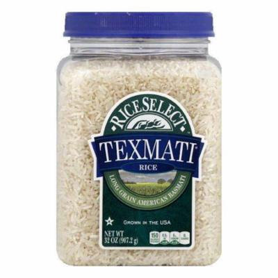 Texmati long grain american basmati rice, 32 oz (pack of 4)