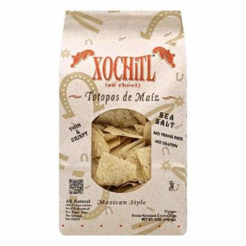 Xochitl Sea Salt Corn Chips, 12 OZ (Pack of 10)