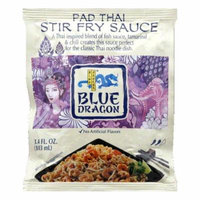 Blue Dragon Pad Thai Stir Fry Sauce, 3.4 Oz (Pack of 12)
